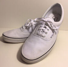 Men's VANS White Tennis Sneakers SZ 11