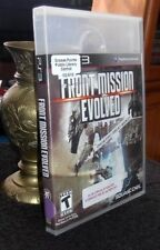 Front Mission Evolved PS3 Playstation 3 Game, Case & Book Rated Teen