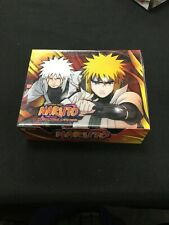 Bandai Shonen Jump Naruto CCG Lineage Of Legends Booster Box (Sealed, OOP)