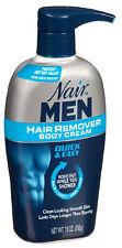 Nair Men Hair Removal Body Cream 13 oz (022600588559)
