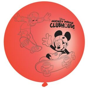 Disney Mickey Mouse Clubhouse Punchball Balloons - 4 Pack