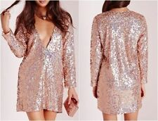 Missguided Dresses for Women with Sequins
