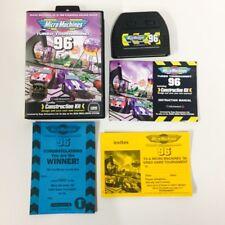 Sega Mega Drive Game - Micro Machines 96 Tournament Edition - Codemasters EU PAL