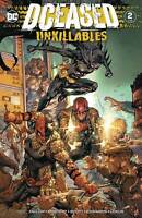 Dceased Unkillables #2 (Of 3) (2020 Dc Comics) First Print Porter Cover