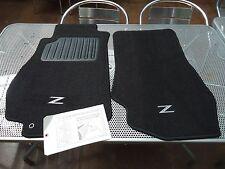 2005-2008 NISSAN 350Z 999E2-ZS000BK OEM BLACK CARPET FLOOR MATS