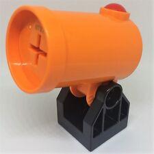 LEGO DUPLO 10839 Wurfbude Ritterburg Piraten Kanone orange 2-teilig NEU