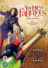 Absolutely Fabulous - The Movie DVD New Sealed 5039036077897