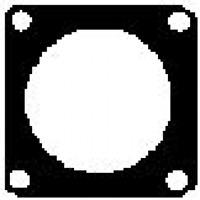 Dichtung, Abgasrohr für Abgasanlage ELRING 581.852