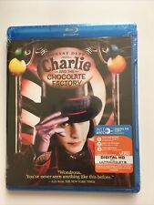 Charlie and the Chocolate Factory [New Blu-ray] Ac-3/Dolby Digital Free Shipping