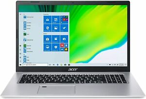 New Acer Aspire 5 A517-52-59SV 17.3'' FHD IPS Laptop i5-1135G7 8GB 512GB Iris Xe