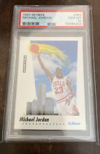 Michael Jordan PSA 10 1991 Skybox #583 Gem Mint PSA 10
