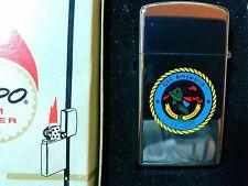 Vintage 1977 Zippo Lighter USS Ainsworth FF-1090 Never Used Original Box Vietnam