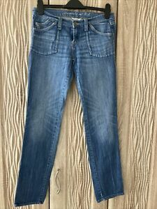 Ambercrombie & Fitch Ladies Stretch Jeans, Size 10, US Size 6
