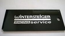 Wintersteiger Ski wax remover SCRAPER tool RACING SERVICE (6 by 2.5 inches)