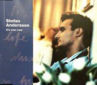 Stefan Andersson Maxi CD It's Over Now - Europe (M/EX)