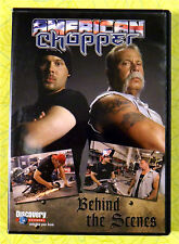 American Chopper - Behind the Scenes ~ DVD Video ~ Discovery Motorcycle TV Show