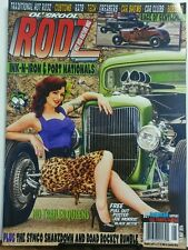 Ol Skool Rodz May 2016 Ink N Iron & Port Nationals Customs Rats FREE SHIPPING sb
