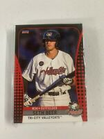 Tri - City Valley Cats 2018 Complete Team Set Sealed Set