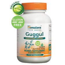 Himalaya Herbal Healthcare Guggul - 60 Vegetarian Capsules
