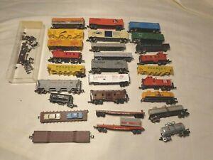 Lot of N Gauge Freight Cars / N Gauge