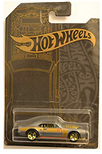2019 Hot Wheels 51st Anniversary Satin Chrome Series 67 Pontiac Firebird 3 of 6