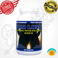 PRO LONG 2 Penis Enlargement Male Enlarger pills GET BIGGER THICKER LARGER SIZE