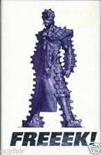 GEORGE MICHAEL - FREEEK! 1996 UK CASSINGLE CARD SLEEVE SLIP-CASE POLYDOR