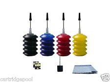 Refill Pigment ink for Kodak 30 ESP C310 C315 ESP Office 2150 2170 4x30ML 2chip