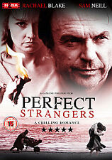 PERFECT STRANGERS - DVD- New & Sealed - Sam Neill, Rachael Blake, Joel Tobeck
