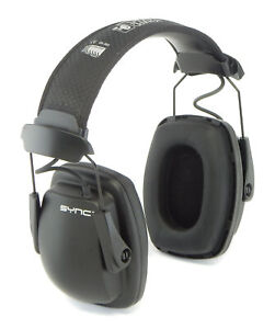 Howard Leight By Honeywell SYNC Stereo Headphone Ear Defenders