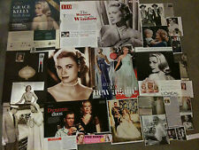 GRACE KELLY - Over 20 clippings