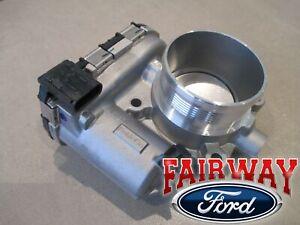 14 thru 18 Focus OEM Genuine Ford Throttle Body w/TPS Sensor - 2.0L Engine