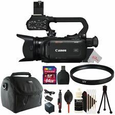 New ListingCanon Xa40 Professional Uhd 4K Camcorder with Uv Filter Accessory Kit