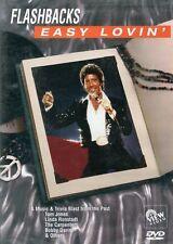 Flashbacks : Easy Lovin' feat. Tom Jones, Carpenters, Linda Ronstadt ... (DVD)