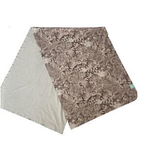 "Lululemon Leopard Fur Print The Towel, Yoga Mat Cover, 25.5 X 71"""