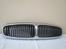 02-08 Jaguar X-type Front Upper Radiator Grille Trim Assembly OEM 1X43-8A100-AD