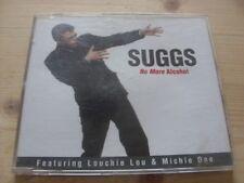Suggs  (Madness)  :  No More Alcohol   CD Single     NM