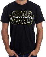 Star Wars - Force Awakens Logo - T-Shirt, Taglia L