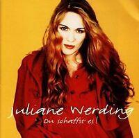 Du Schaffst Es von Juliane Werding   CD   Zustand gut