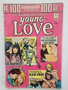 Young Love #109 (April-May 1974, DC) [VG+ 4.5]