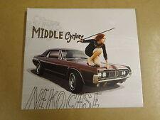 DIGIPACK CD / NEKO CASE - MIDDLE CYCLONE