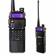 Baofeng UV-5R 3800mah Battery Walkie Talkie Two Way Handheld Analog Radio ✅