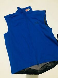 Gore windstopper Cycling Gilet / Sleeveless Jacket size xl