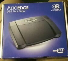 AltoEdge 3 Button USB Transcription Foot Pedal, FPAEUSB2-S, Infinity IN-AE-S