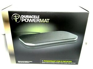 DURACELL POWERMAT DROP AND CHARGE POWER/1 POWERMAT 2 DEVICES M2PB1