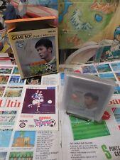 Game Boy GB:Takeda Nobuhiro no Ace Striker [TOP JALECO & 1ERE EDITION] Jap
