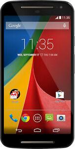 Motorola MOTO G (2nd Gen) 8GB Black (Unlocked) Android Smartphone Cell Phone
