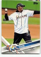 2017 Topps Series 1 First 1st Pitch Insert FP-23 Mase