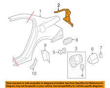 HONDA OEM-Taillight Tail Light Lamp Bracket Mount Pocket Left 63720TA0A00ZZ