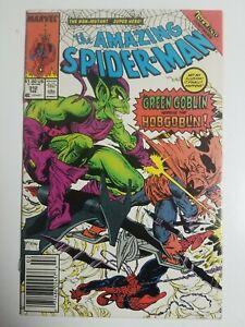 Amazing Spider-Man (1963) #312 - Fine - Green Goblin vs Hobgoblin, Newsstand